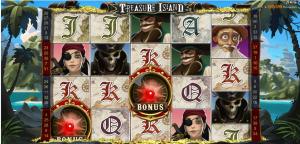 Het bonus spel en de free spins