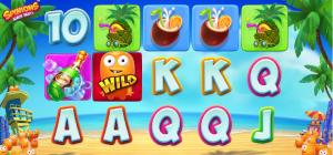 De features bij deze gokkast