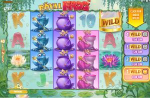 De symbolen op de gokkast